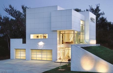modern garage photo