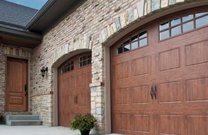 vintage style garage doors